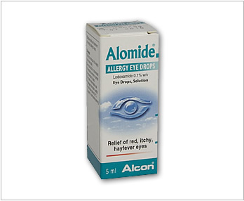 Buy Alomide Eye Drops from £3.43 at Medical Specialists