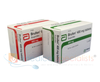 Buy Brufen Tablets With Or Without Prescription