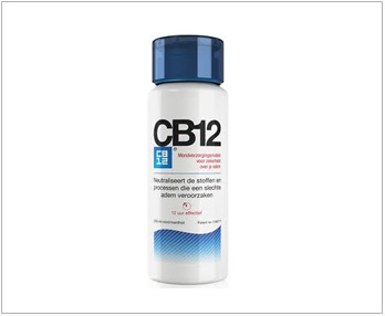 CB12 for Bad Breath