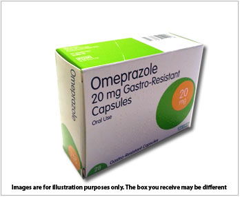 What is omeprazole 20mg capsules used for