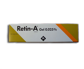 Buy Retin-A (tretinoin) online for anti-ageing and acne