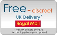 Free Discreet UK Delivery