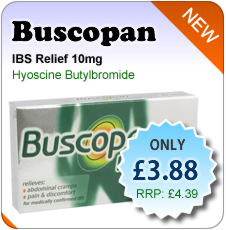 """Buscopan IBS"""