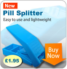 """Buy Pill Splitter"""