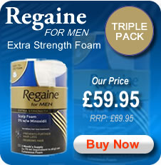 """Regaine Foam"""