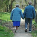 Over a third of 60-70 year olds are battling the bulge