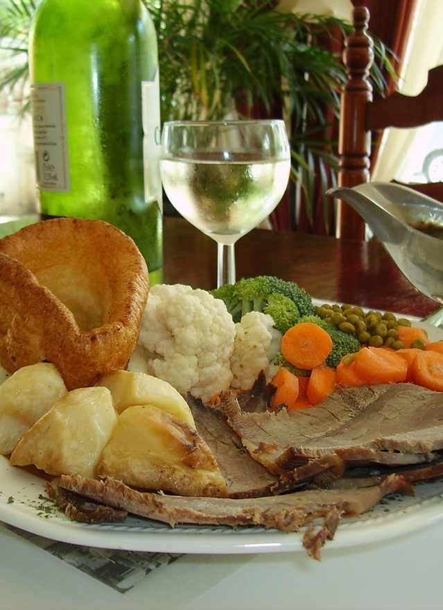 Find Out The Shocking Number Of Calories In Your Christmas Dinner