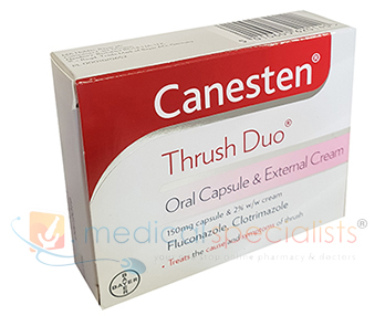 can males take canesten oral