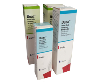 Duac Once Daily Gel 30g