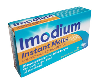 imodium melts
