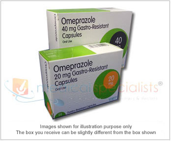officiële winkel arriveert super schattig Buy Omeprazole from £0.19 a tablet with or without prescription