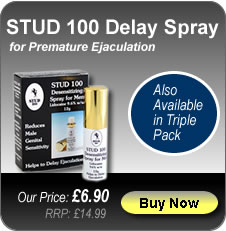 """Stud 100 Spray"""